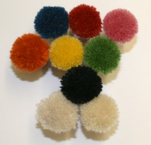 ARS Colour Poms