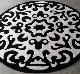 Custom version of Angelo Pebbles Rug