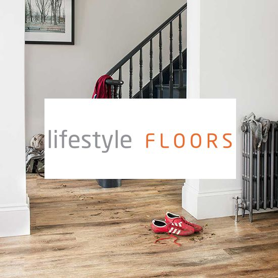 Lifestyle Floors Luxury Vinyl Tile logo