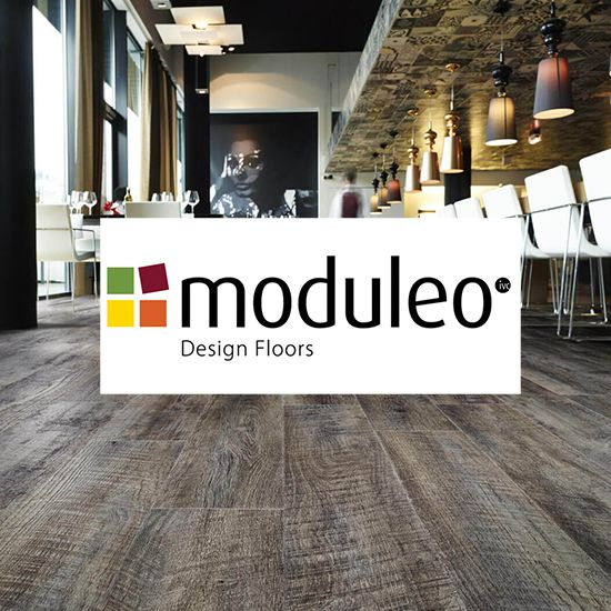 Moduleo Luxury Vinyl Tile logo
