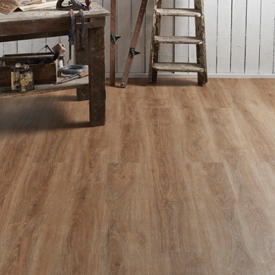 Lifestyle Floors Palace Blenheim Oak in commercial workshop