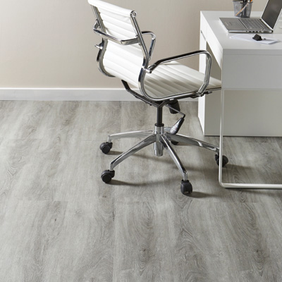 Lifestyle Floors Palace Windsor Oak in home office