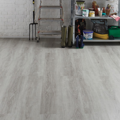 Lifestyle Floors Palace Winter Oak in utility