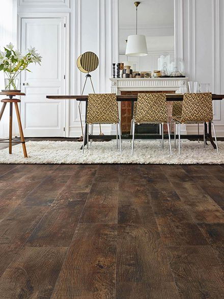 Moduleo Select Country Oak 24892 LVT room with dining table