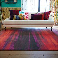 Amazilia rug by Harlequin