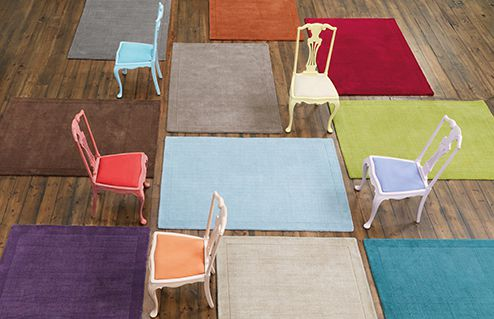 Modern Rugs - York Wool Rugs by Asiatic