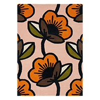 Orla Kiely Passion Flower Rugs