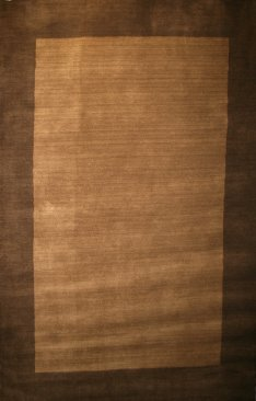 Love-Rugs Pure Brown