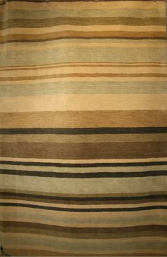 Wool Stripes rug