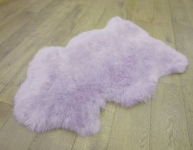 Wool Longwool Sheepskin rug