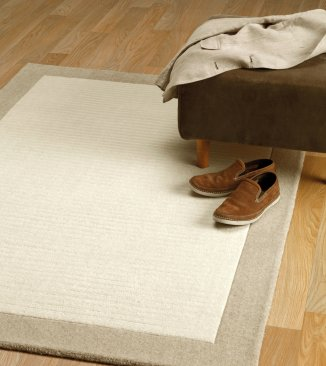 Moorland Taupe Rug