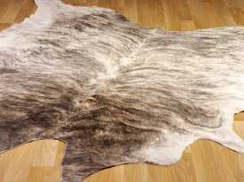 Leather Cow Hide rug