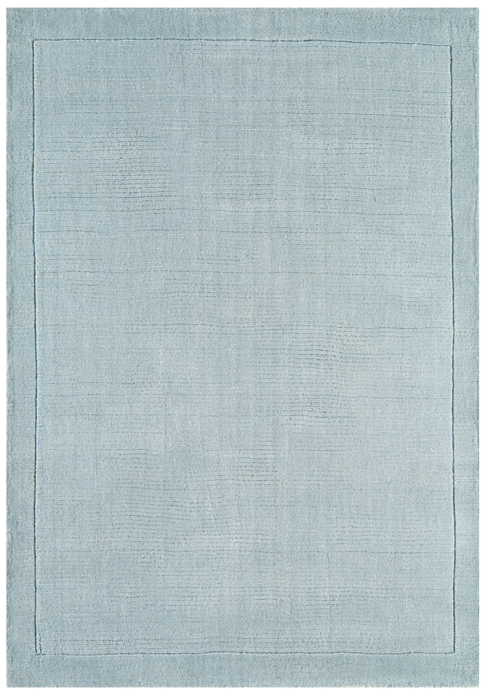 York Duck Egg Blue Rug