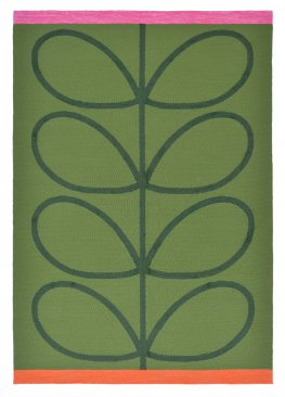 Orla Kiely Giant Linear Stem Outdoor Seagrass 460607