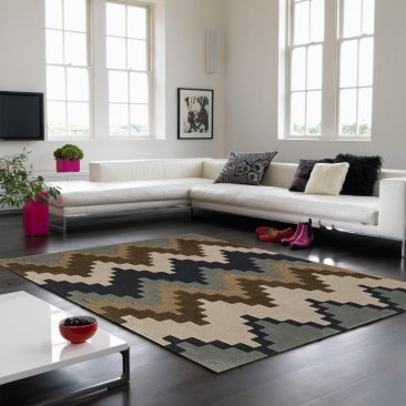 Wool Matrix rug