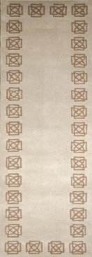 Love-Rugs Trinity Beige Runner