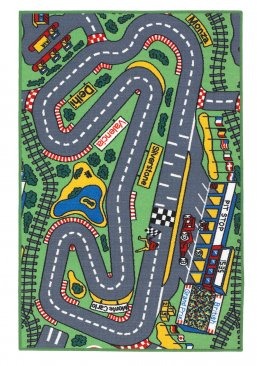 Kids Playtime Race Track