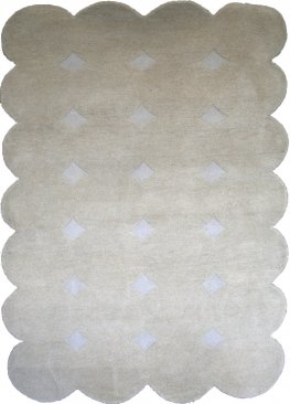 Wool Bubbles Rug