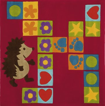 Kids Arte Espina Hedgehog