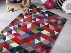 Wool Illusion rug