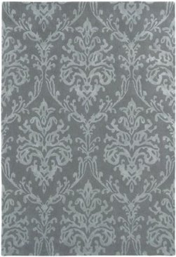 Wool Riverside Damask Rug