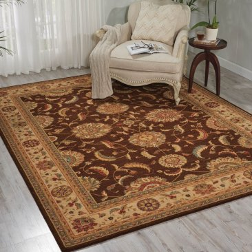 Wool Living Treasures Rug