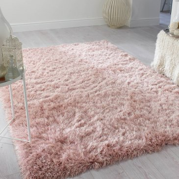 Polyester Dazzle rug