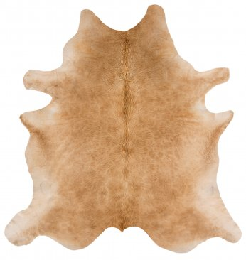 Leather Rodeo Rug