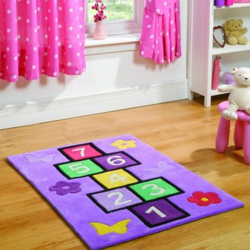 Polyester Flair Kids rug