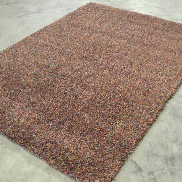 Wool Flamenco rug