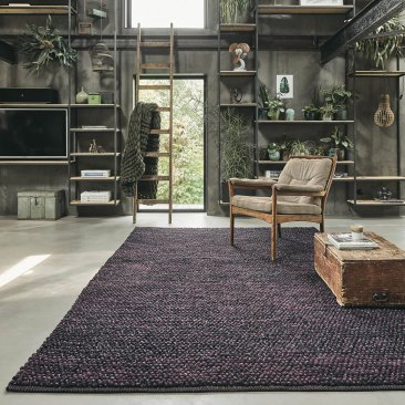 Wool Cobble Rug