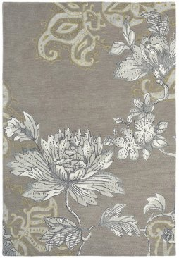 Wool Fabled Floral Rug