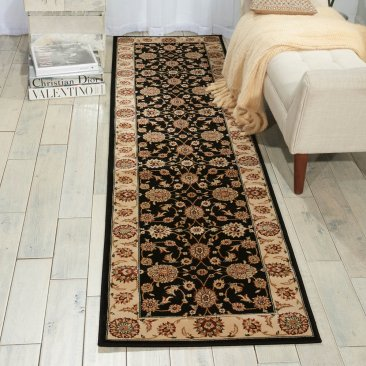Polypropylene Persian Crown Rug