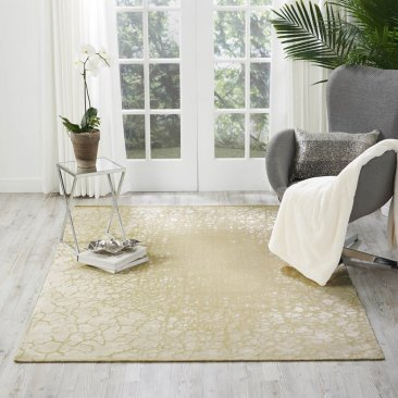 Viscose Luminance Rug