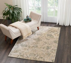 Natural Lucent Rug