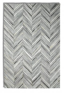 Leather Safari Rug