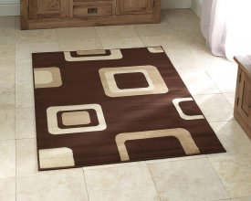 Polypropylene Diamond Rug