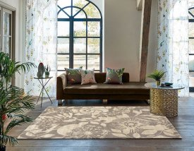 Wool Coquette Rug