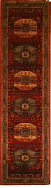 Wool Kirman Rug