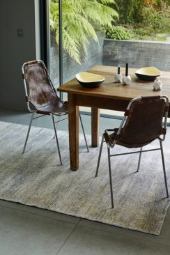 Viscose Threadbare Rug