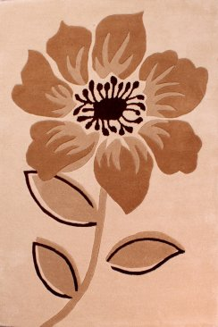 Floral Art Elite Beige