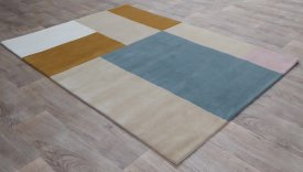Wool Patch Rug