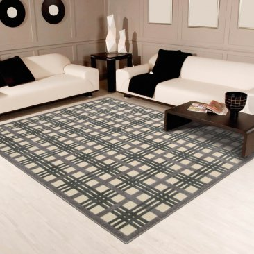Acrylic Graphic Illusions Rug