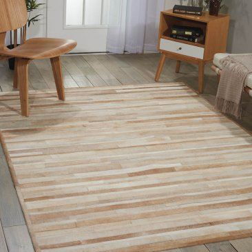 Leather CK - Prairie Rug