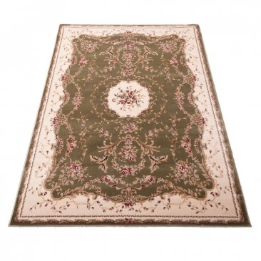 Polypropylene Bordeaux Rug
