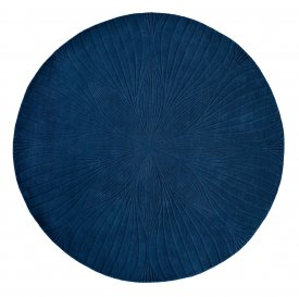 Wedgwood Folia - Navy Round