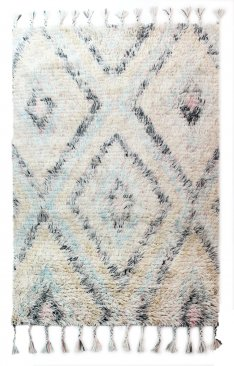 Wool Eclectic Rug