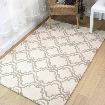 Wool Moorish Rug