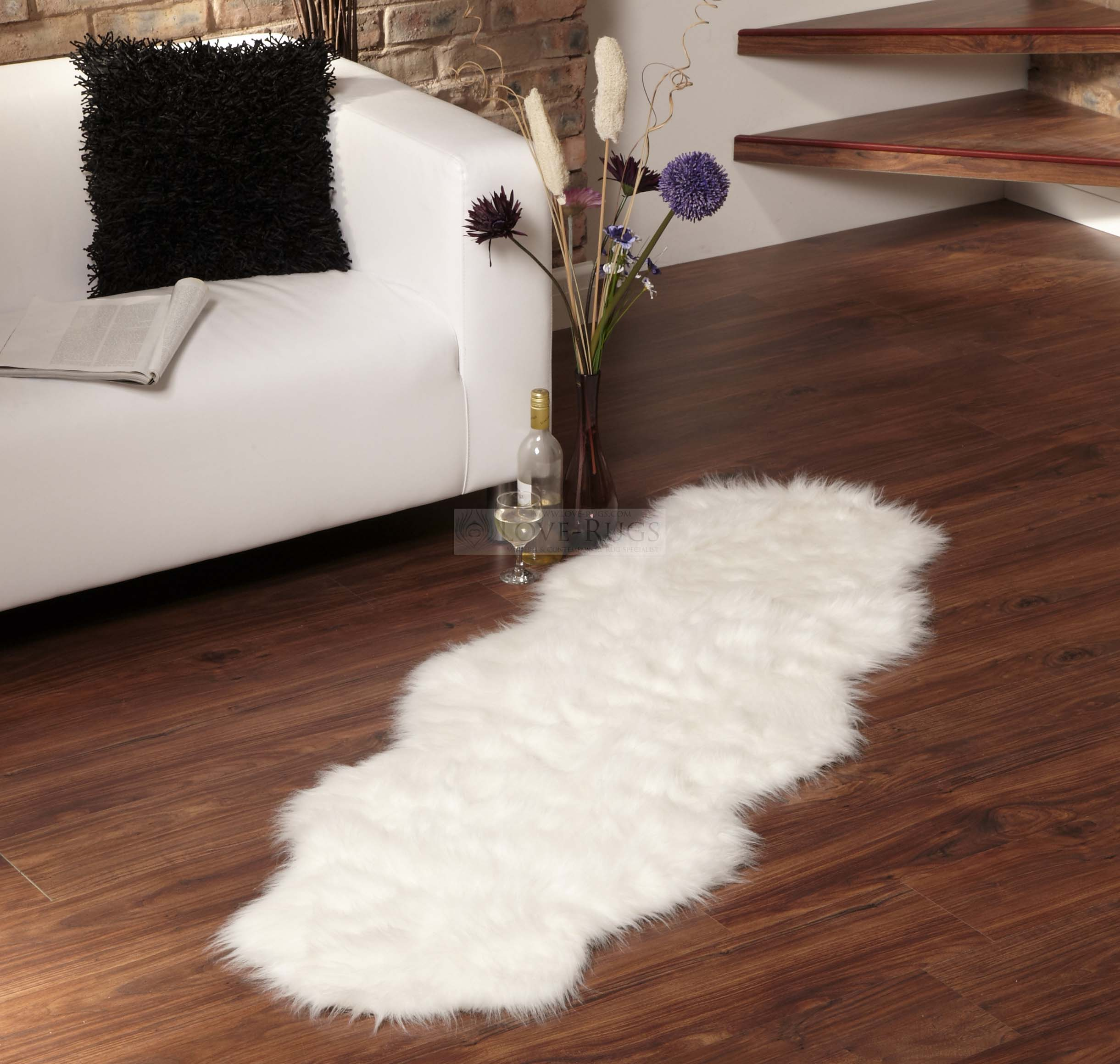 sheepskin rug clearance rugs ideas