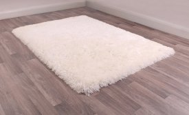 Polyester Flossy Supersoft Rug